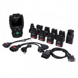Tester auto profesional OBDII CAN full sistem, diagnoza stergere DTC ECU, grafic live, MSD 9099 Pro