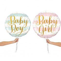 Balon Baby Boy, Baby Girl,...