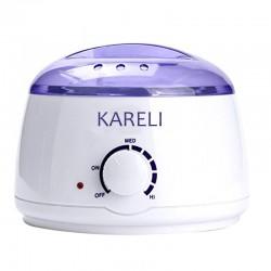 Incalzitor ceara 100W, cu termostat, capacitate 400 ml, decantor, Kareli