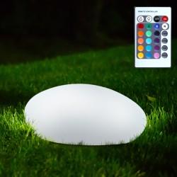 Piatra solara iluminata LED...