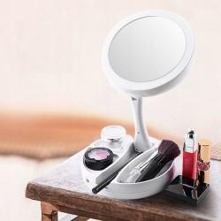 Oglinda cosmetica cu 2...