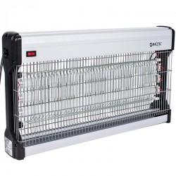 Aparat UV profesional anti-insecte 60W, acoperire pana la 400 mp, carcasa aluminiu, lant de suspendare