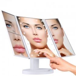 Oglinda cosmetica LED,...