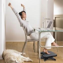 Suport ergonomic reglabil pentru picioare, antiderapant