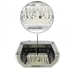 Lampa UV manichiura, putere 36W, 12 LED-uri, temporizator, Resigilata