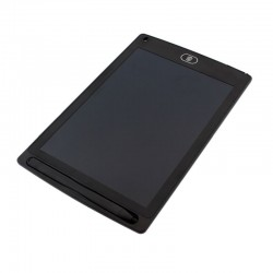 Tableta grafica LCD 8.5 inch, rescriptibila, creion stylus, buton de stergere, sensibilitate ridicata