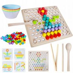 Puzzle tip Montessori cu...
