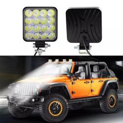 Proiector LED SMD 48W, auto...