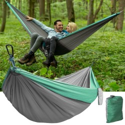 Hamac dublu pentru camping,...