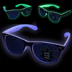 Ochelari neon, glow in the...