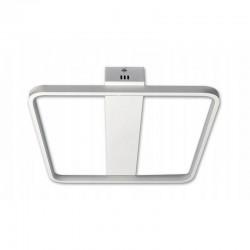 Plafoniera LED 40W, control telecomanda, lumina alb rece/neutru/cald, design modern