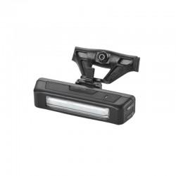 Stop LED RGB pentru bicicleta, reincarcabil USB 500 mAh, 6 moduri iluminare