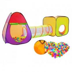 Cort cu tunel pentru copii,...