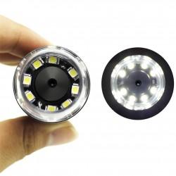 Microscop digital portabil 1600X, USB, foto-video, 8 LED-uri, zoom digital 5X