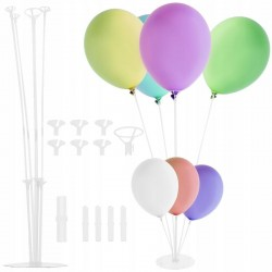 Stand pentru 7 baloane, 24...