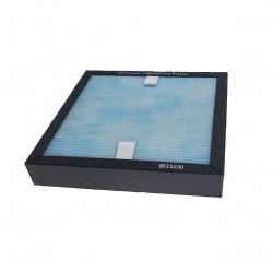 Filtru rezerva pentru purificator EHP001, pre-filtru, HEPA, filtru carbon activ, 15.5x15.5x2.5cm