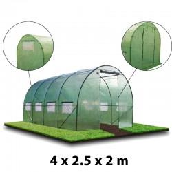 Sera 4x2.5x2 m, solar tip...
