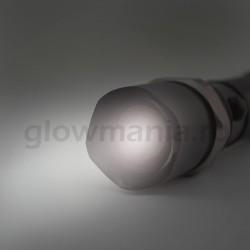 Lanterna cu lupa , acumulator si CREE LED - 500 Lumeni