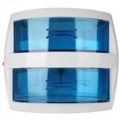 Sterilizator UVC profesional 8W, 2 sertare, pentru obiecte mici, instrumentar, masti