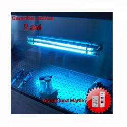 Lampa bactericida UVC 2x15W...
