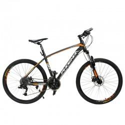 Bicicleta MTB Phoenix, roti 26 inch, 27 viteze S-RIDE, frane pe disc, suspensii