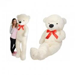 Urs de plus alb, inaltime...