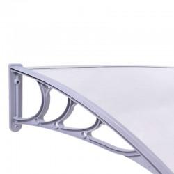 Copertina din policarbonat, 80x120cm, filtru UV, pentru usa, grosime 5.2mm