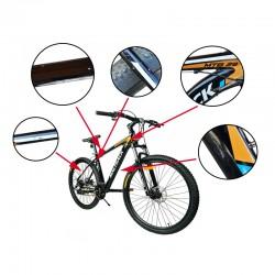 Bicicleta mountain bike, BIG BOSS, cadru aluminiu, roata 29 inch, latime 2.1'', 24 viteze Shimano, frane pe disc, resigilata
