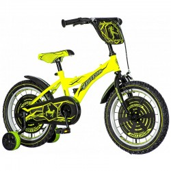 Bicicleta 16 inch, 2 roti...