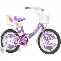 Bicicleta 16 inch, scaun...
