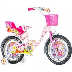 Bicicleta 16 inch, cos si...