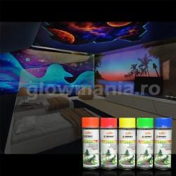 Spray fluorescent Neon