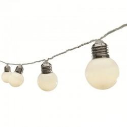 Ghirlanda becuri cu LED, 9.5 metri 20 becuri