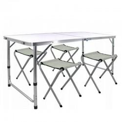 Set masa cu 4 scaune...