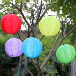 Lampion solar LED, 28 cm,...