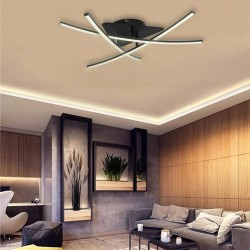 Plafoniera LED SMD 29W, 4000K, design modern
