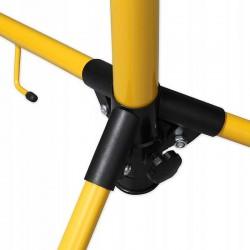 Trepied pentru proiectoare, inaltime reglabila 90-160cm, stativ metal, sistem blocare