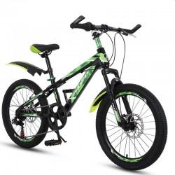 Bicicleta MTB 22 inch, 7...