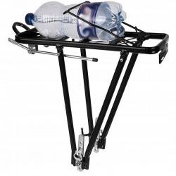 Portbagaj bicicleta, structura rezistenta din aluminiu, maxim 35 kg, montare usoara