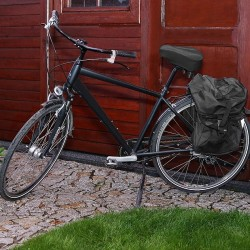 Husa pentru scaun bicicleta, gel si spuma, 4,5 cm grosime, antiderapanta
