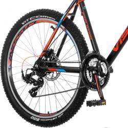 Bicicleta MTB 26 inch, 21 viteze Shimano, cadru aluminiu, frane disc, Visitor Explosion