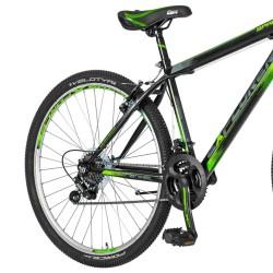 Bicicleta Mountain bike 26 inch hardtail, 18 viteze Power, cadru otel, V-brake, Explorer Spark