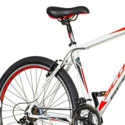 Bicicleta Mountain bike 27.5 inch, 21 viteze, schimbator Shimano, V-brake, cadru otel, Scout