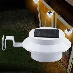 Lampa solara LED fixare...