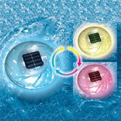 Lampa solara plutitoare LED...
