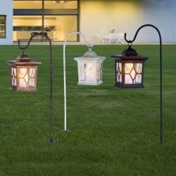 Felinar solar LED, efect...