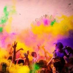 Pudra neon UV Holi FX,...