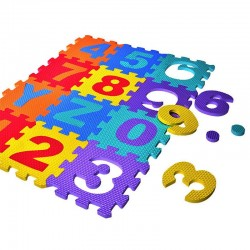 Covor spuma Eva tip puzzle...