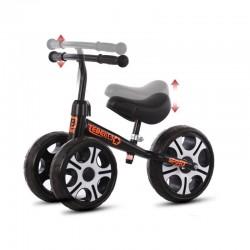 Bicicleta fara pedale, pentru copii, scaun si ghidon reglabile, roti spuma EVA 12 inch