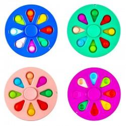 Spinner POP IT multicolor,...